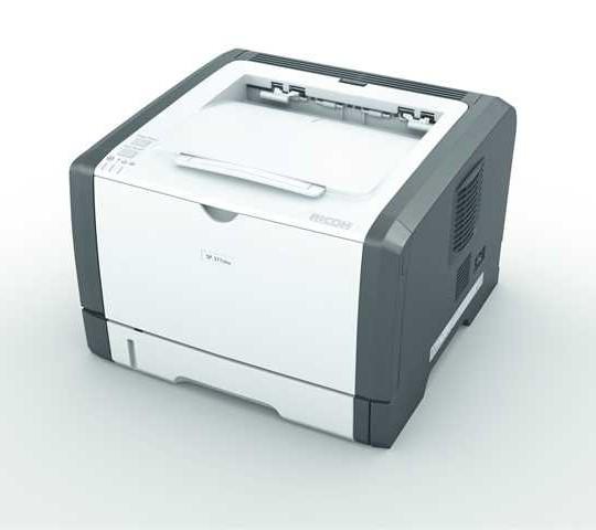 1 Aanbieding kleine laserprinter