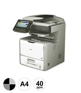 diverse gebuikte machines, 2 papiercassettes